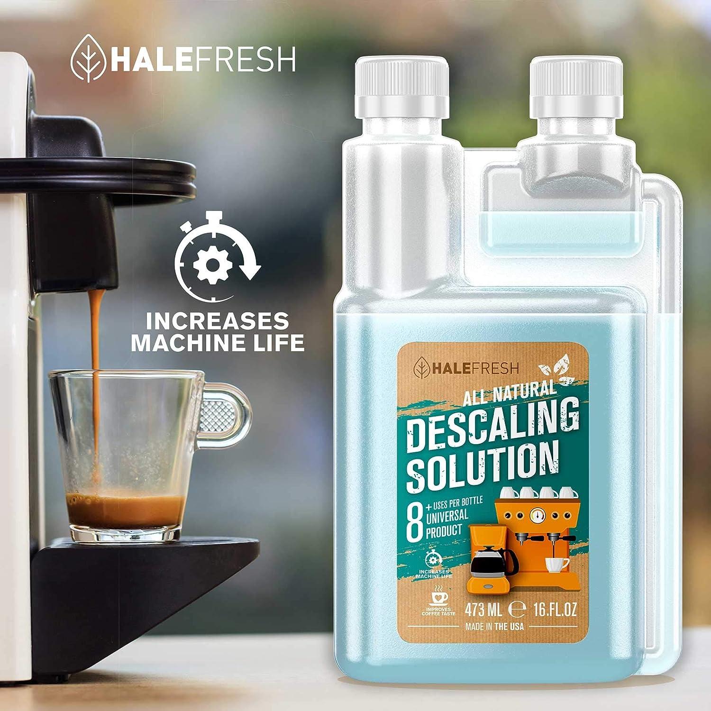 Amazon.com: Solución descalcificadora limpiador de café ...