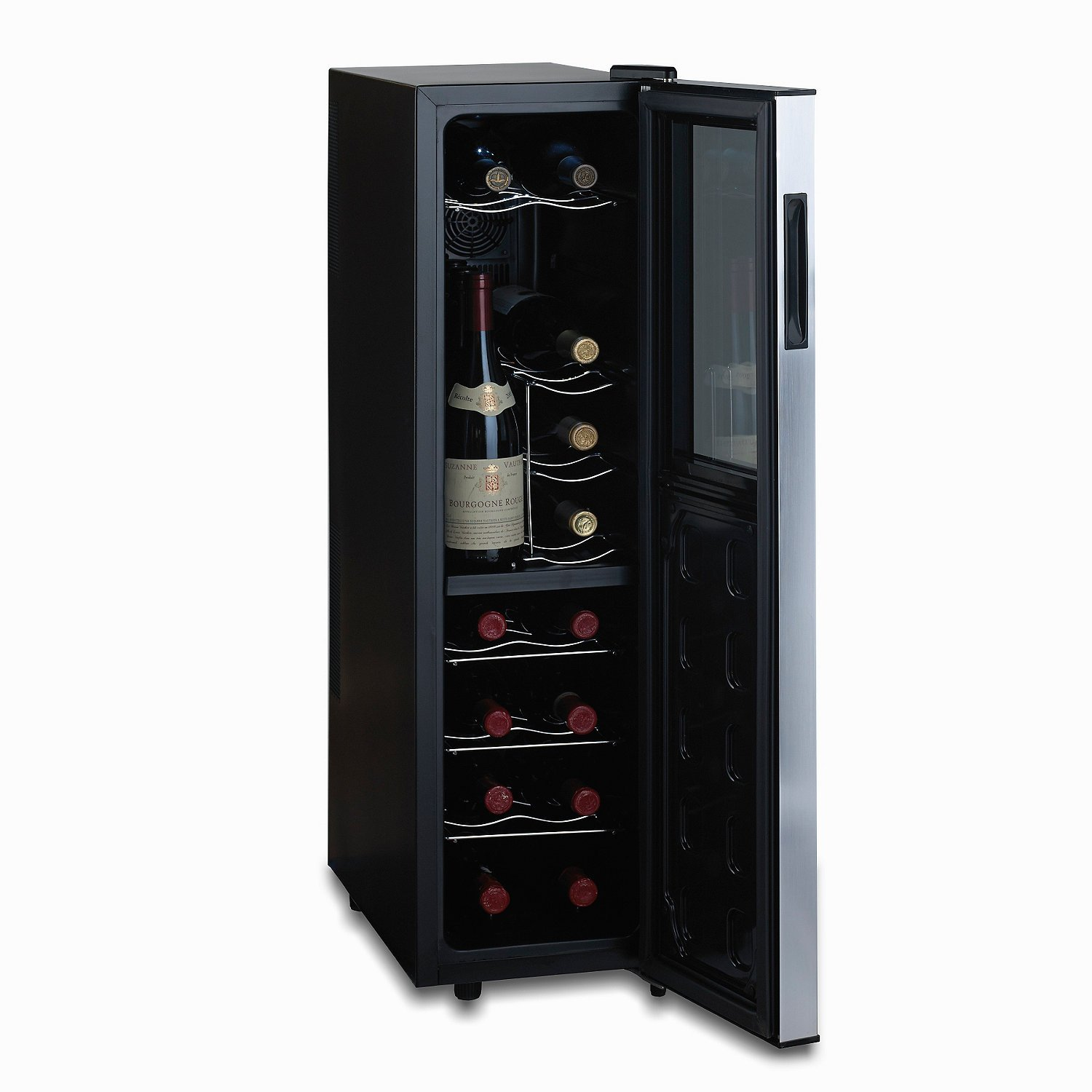 Wine Enthusiast Silent 18 Bottle Wine Refrigerator Review