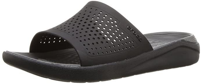 c5bb71f252c595 crocs Unisex Literide Slide House Slippers  Buy Online at Low Prices in  India - Amazon.in