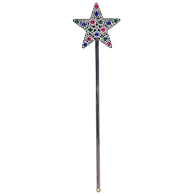 Rubies Wizard of Oz Glinda Light Up Wand: Toys & Games