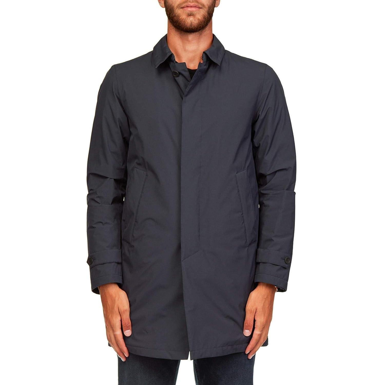 Brand Size 58 HERNO Men's PI051UL111219201 blueee Polyester Jacket
