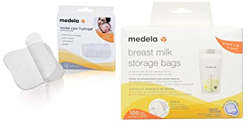 Amazon.com: Medela - Almohadillas de gel para lactancia ...