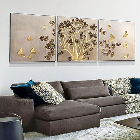 Wanghh Soffitto Soggiorno Pittura Decorativa Semplice Ristorante