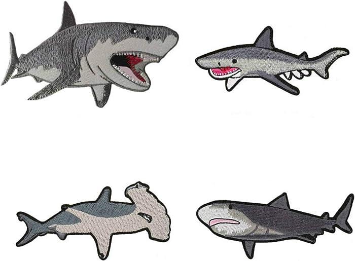 Top 10 Tac Shark Patch