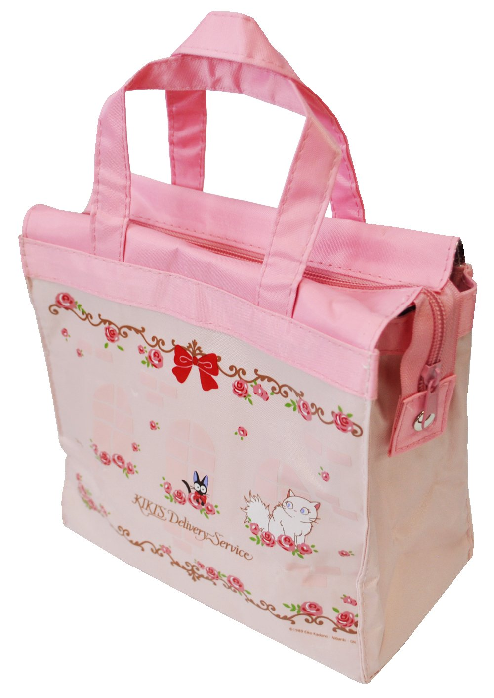 Kiki's Delivery Service (Rose) Insulated lunch bag UBC1 (japan import) by Skater
