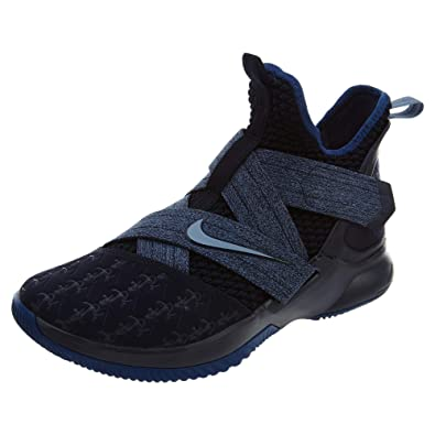 new style 2044e fd627 Nike Lebron Soldier 12 'Land and SEA' - AO2609-300: Amazon ...