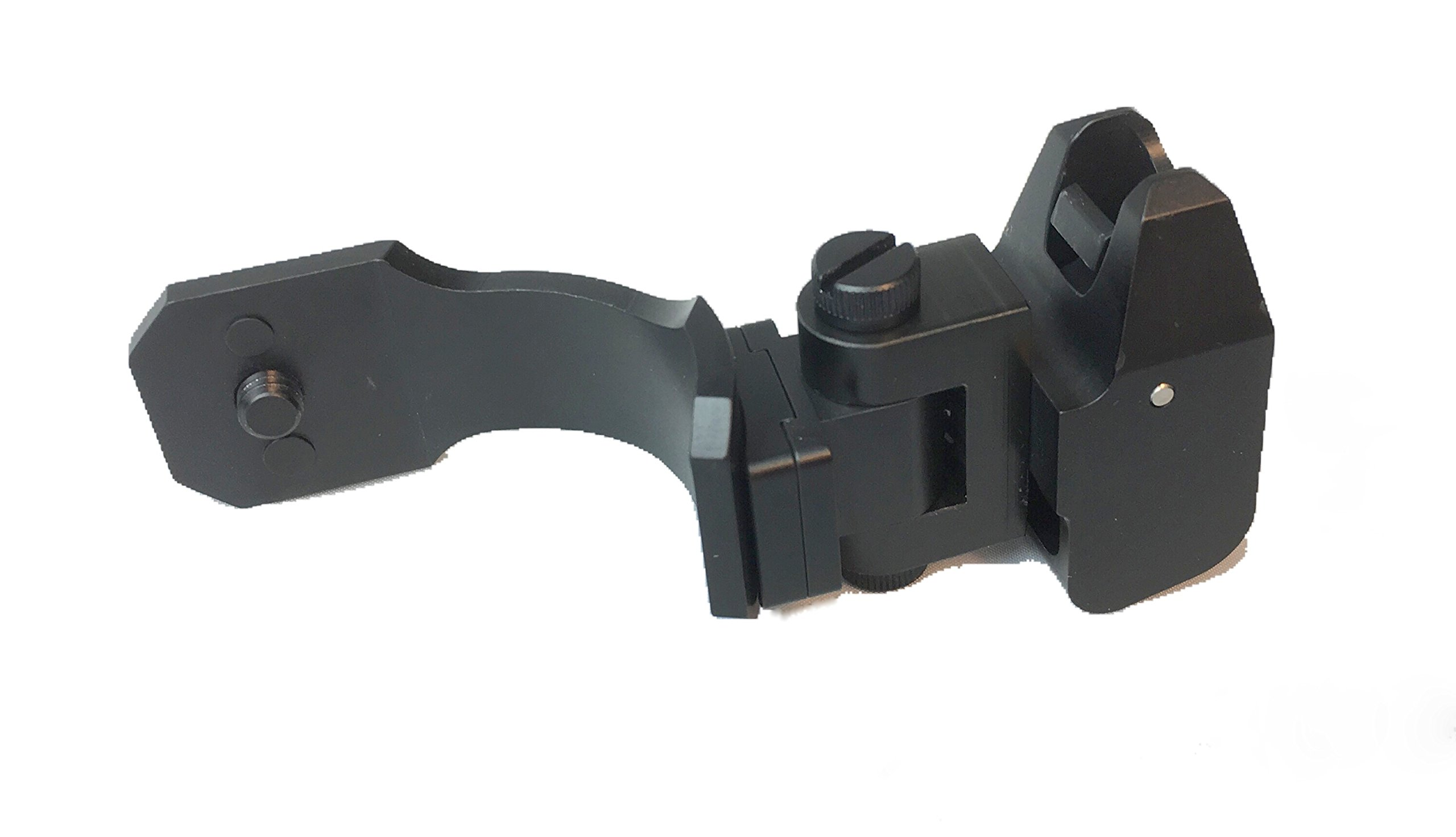 MOD Armory IC PVS-14 J Arm Adapter with NVG Dovetail Shoe or Bayonet Interface by MOD Armory
