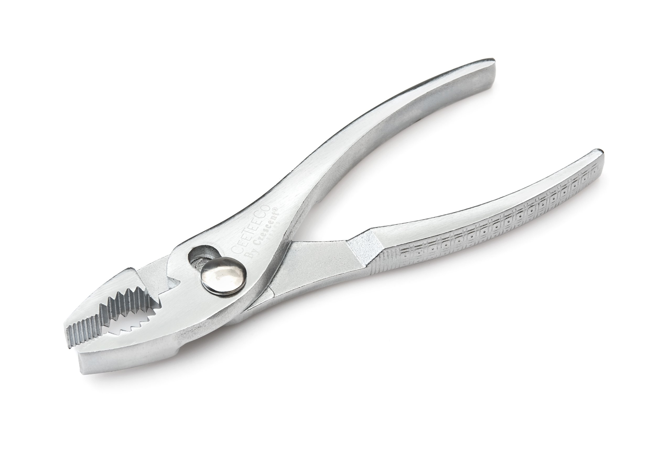 Crescent H26N Slip Joint Cee Tee Co Combination Pliers, 6 1/2-Inch