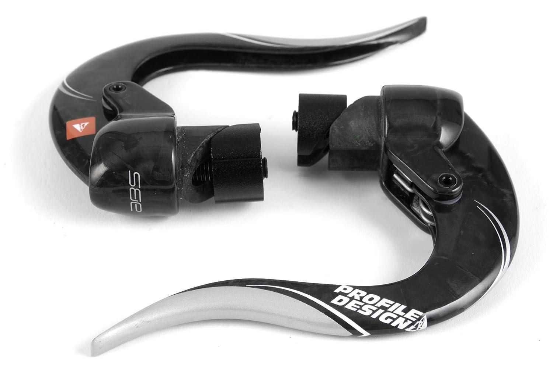 Profile Designs ABS Carbon Hebel Bremsbeläge schwarz