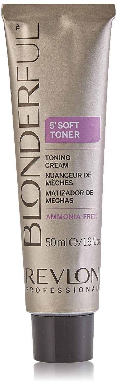 Revlon Professional Blonderful Soft Toner Tono 10.02 Tratamiento Capilar