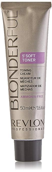 Revlon Professional Blonderful Soft Toner Tono 10.02 Tratamiento Capilar - 50 ml