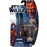 Hasbro 38411 - Star Wars: The Clone Wars -  Cad Bane Bounty Hunter with Blaster Rifle CW04