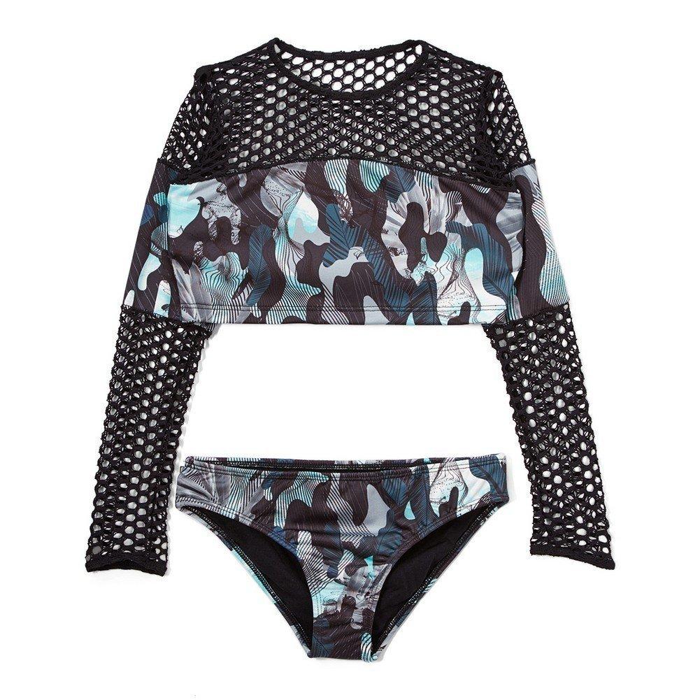 Azul GI Jane Rashguard Bikini