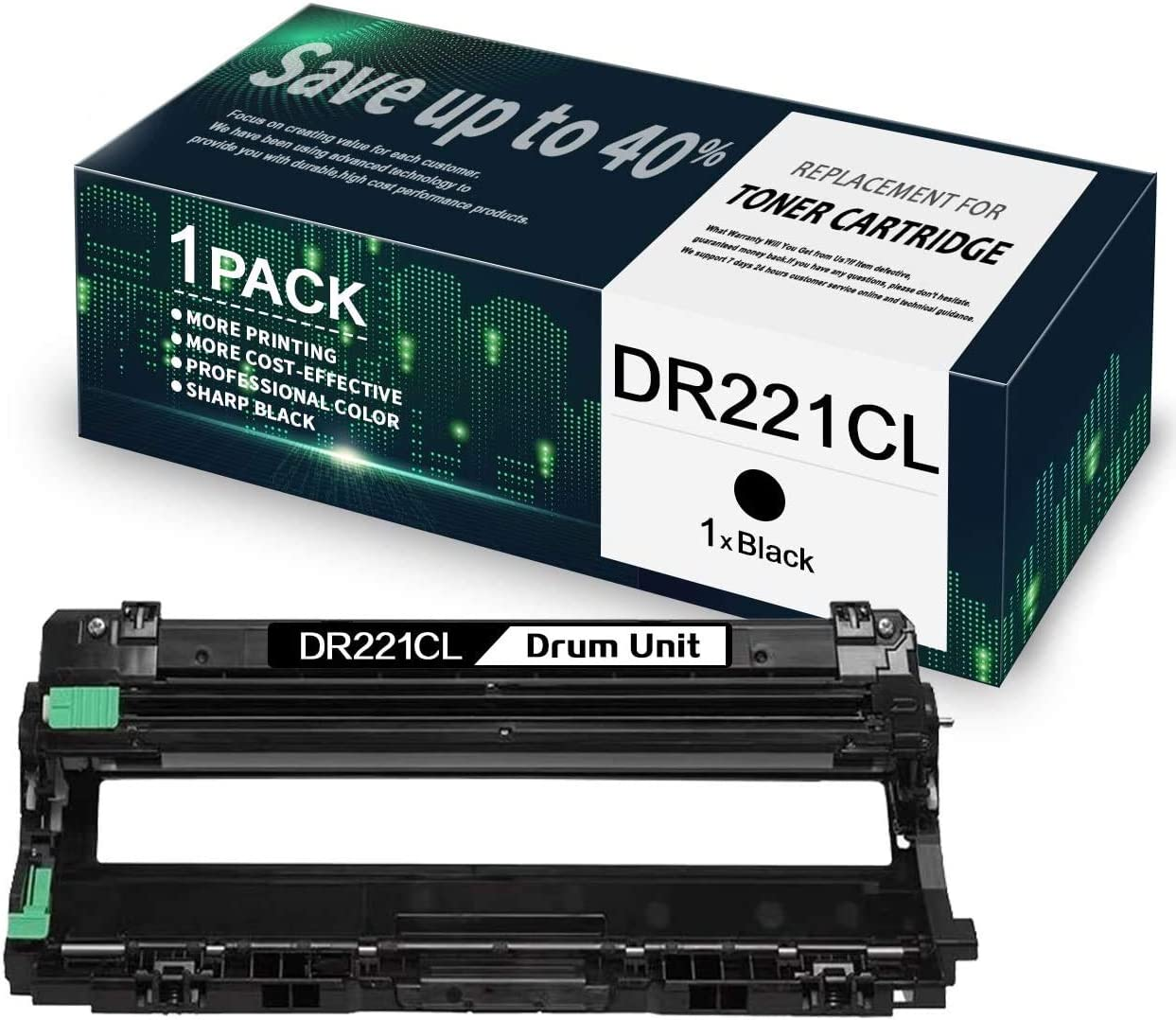 2 Pack by VaserInk Cyan TN225C Compatible Toner Cartridge Replacement for Brother MFC-9130CW MFC-9140CDN MFC-9330CDW MFC-9340CDW HL-3140CW HL-3150CDN HL-3170CDW HL-3180CDW DCP-9015CDW DCP-9020CDN