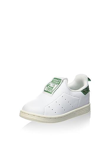super populaire cdfe5 30994 Adidas Stan Smith CFI, Grün - vert-croco: Amazon.de: Schuhe ...