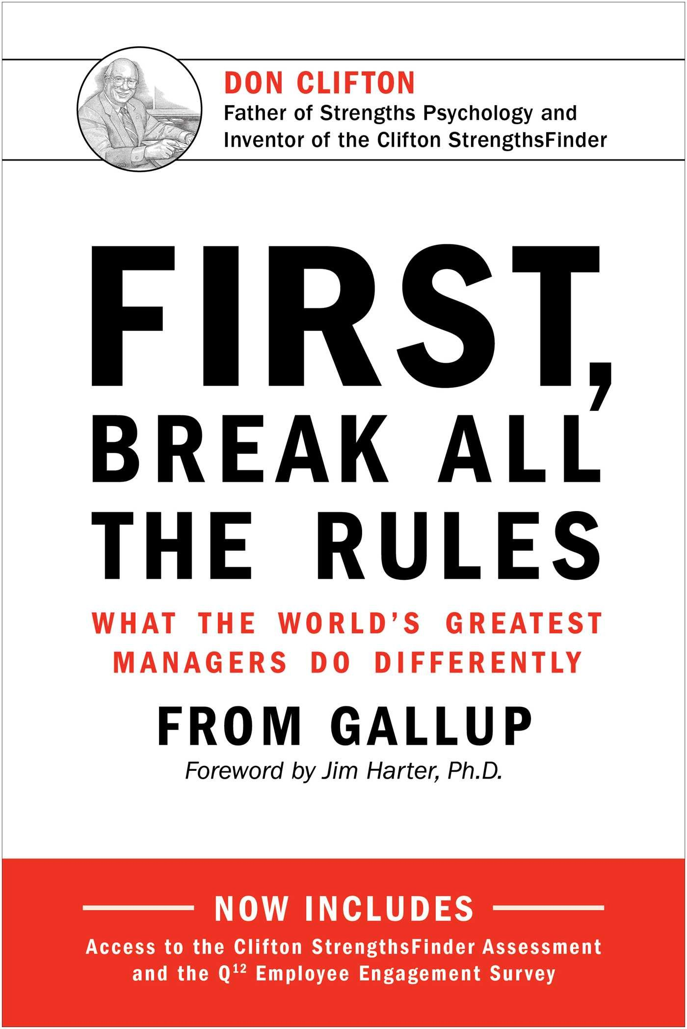 First Break All Rules Differently product image