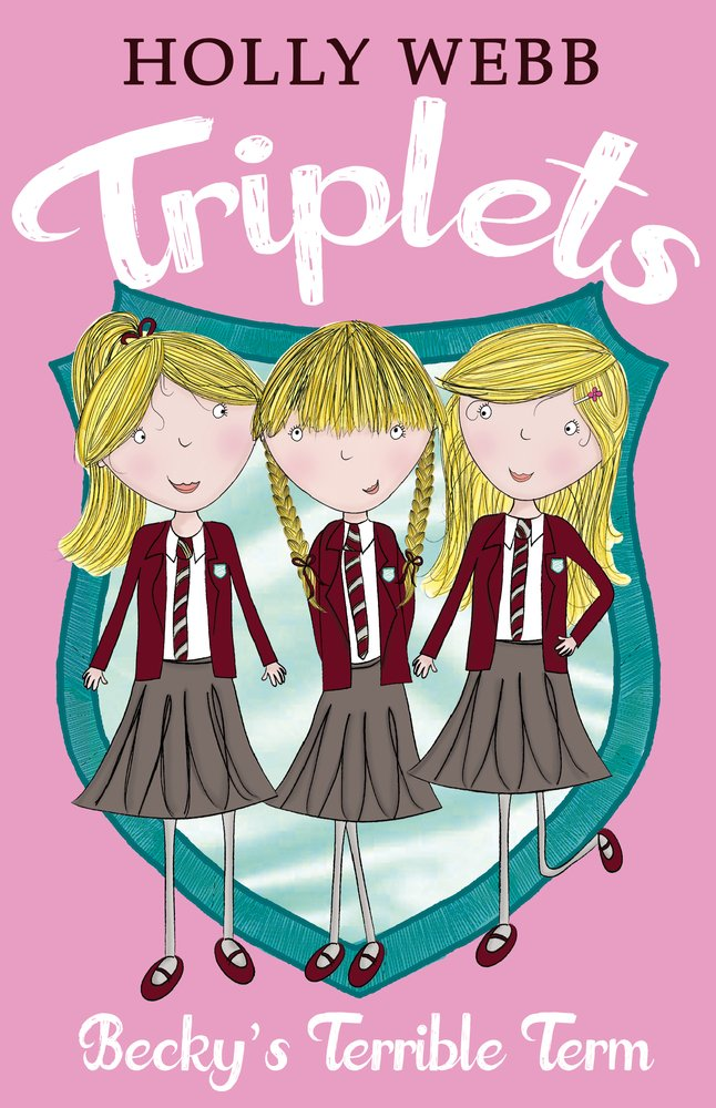 Download Becky's Terrible Term (Triplets) PDF