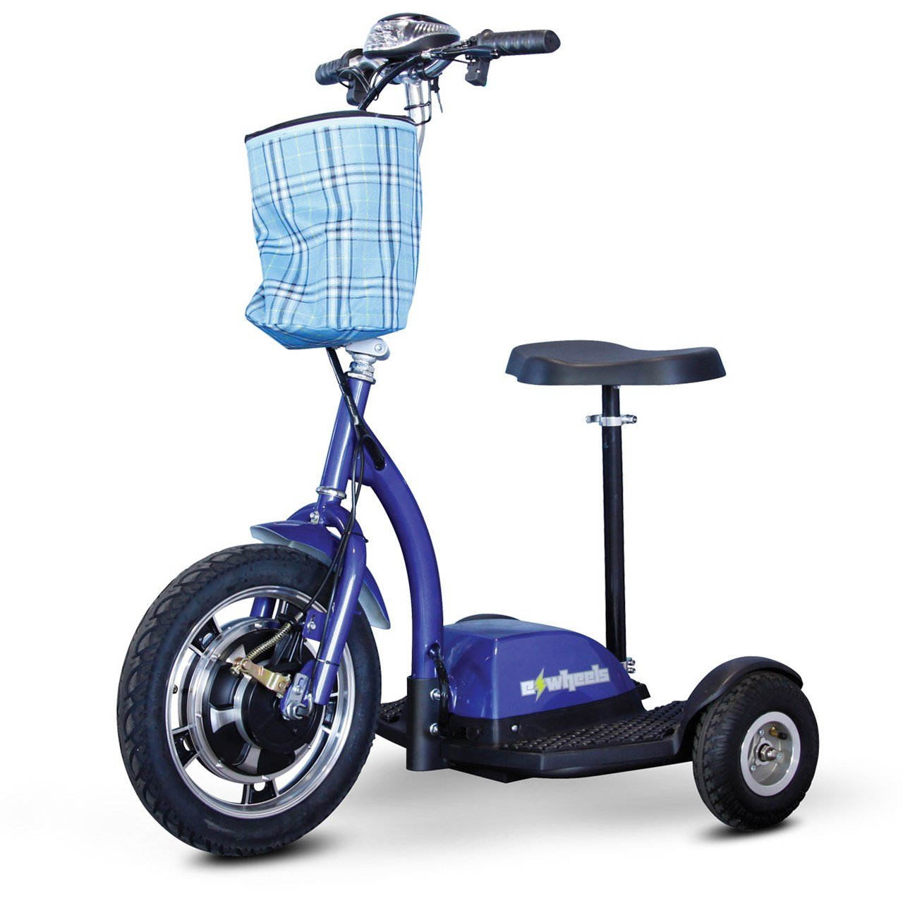 Amazon.com: Soporte y ride Scooter Color: Azul: Health ...