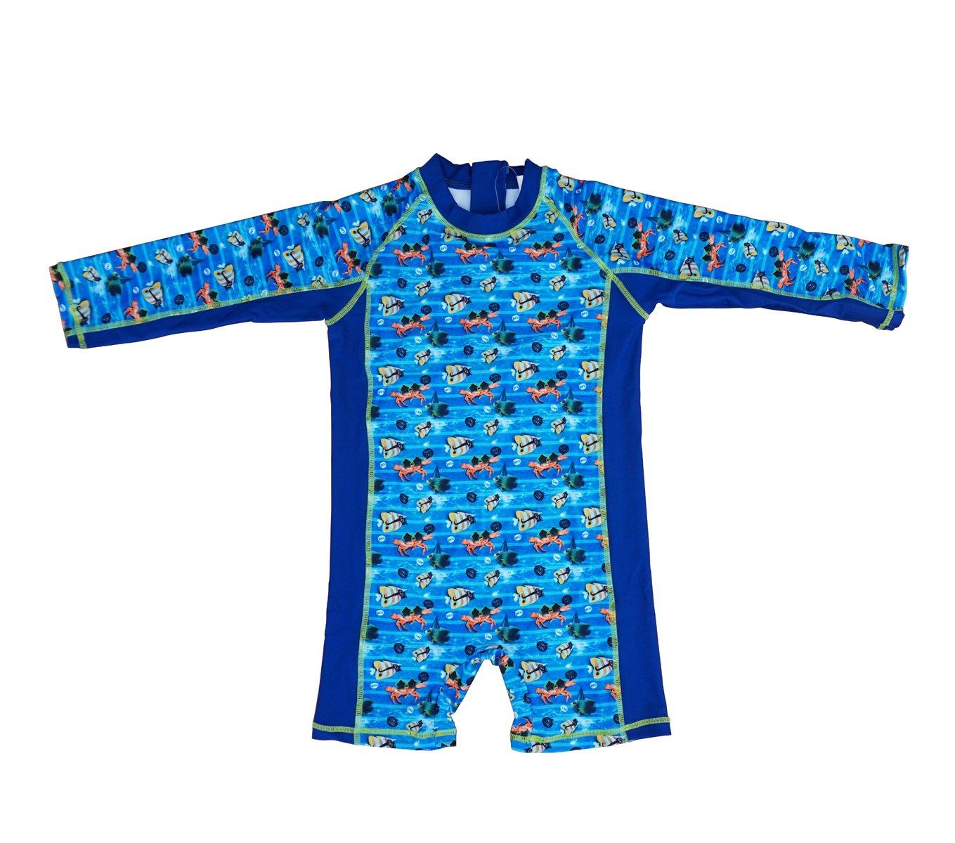 Bonverano(TM) Infant Boy's UPF 50+ Sun Protection