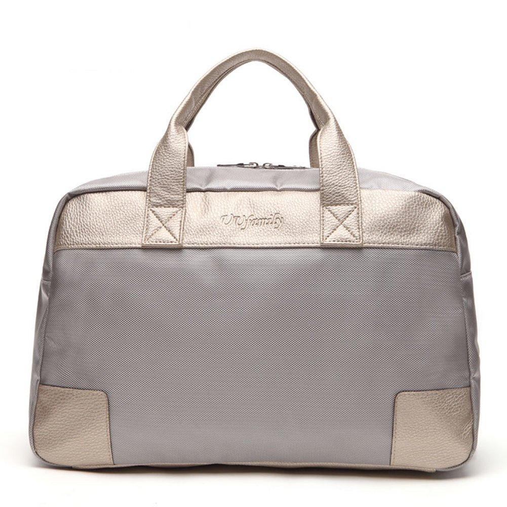 High-capacity travelling bag business short trip waterproof luggage bag folding bag-A
