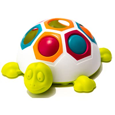 Fat Brain Toys Pop & Slide Shelly: Toys & Games