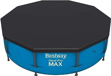 Bestway 58036 Cobertor Invierno para Piscina Desmontable, 305 cm: Amazon.es: Juguetes y juegos