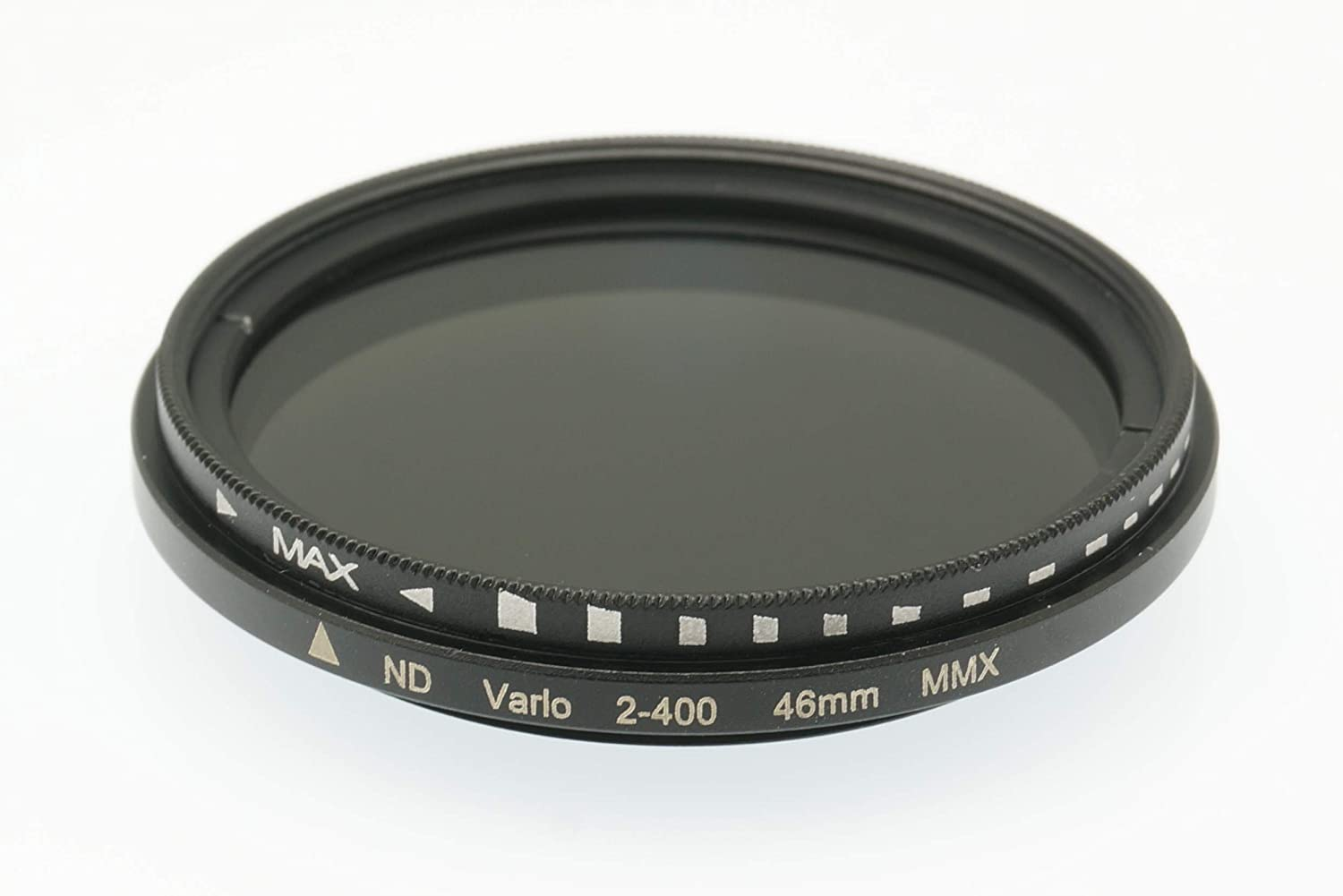 Gadget Place ND2 to ND400 Variable Neutral Density Filter for Olympus M.Zuiko Digital ED 12mm 1:2