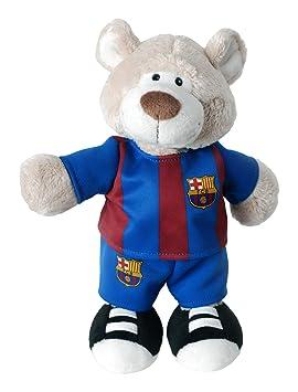 FCB FC Barcelona - Osito de Peluche, 35 cm (NICI 40412)