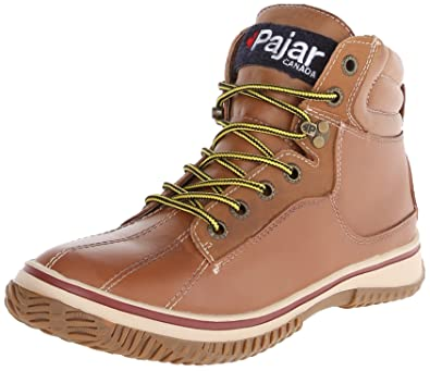Discount Pajar Gasper - Dark Brown Winter Boots for Men Sale