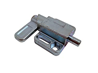 Includes 4 Spindle Lengths 3//8 2 CAMS Straight and Offset CODELOCKS KL1200SG-RH Silver Grey Painted Finish Zinc Alloy KitLock Right Handed Heavy Duty Electronic CAM Lock for Heavy Use Applications Stainless Steel Key Tops 5//8 7//8 and 1 1//8