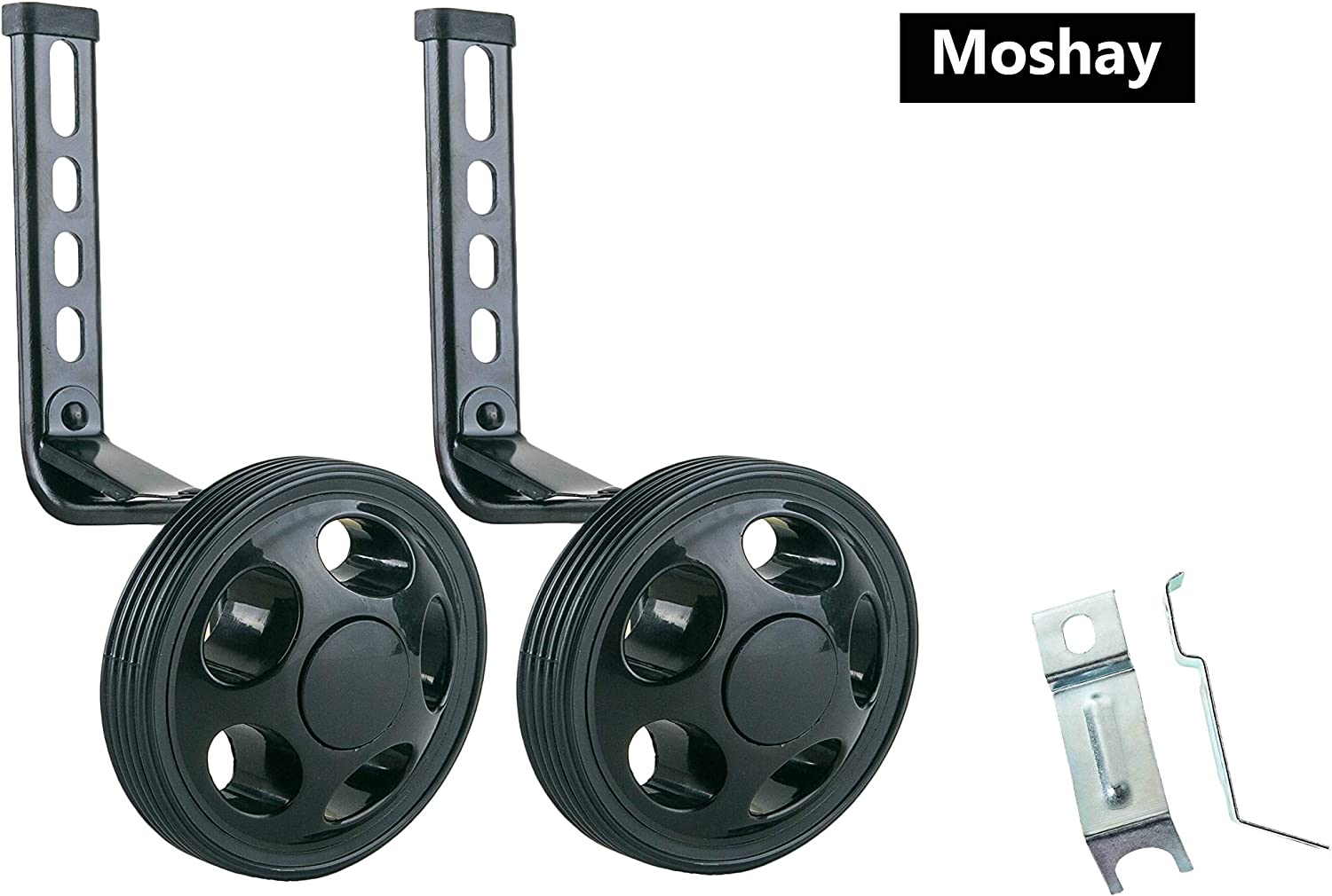 Pair Stabilizers-wheels for bike exchange Sandals Sizes 16 to 20 Baby//A