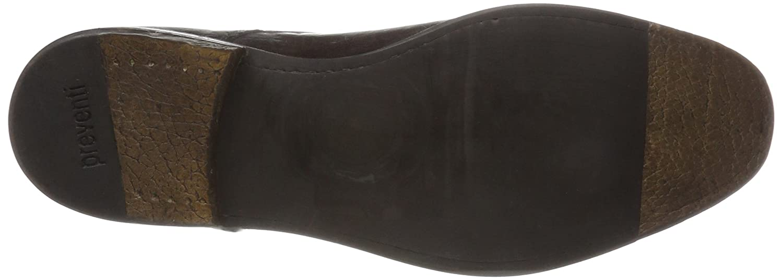 Preventi PRV00000861, Bottines Classiques Homme - Noir - Noir (Nero 001), 40 EU