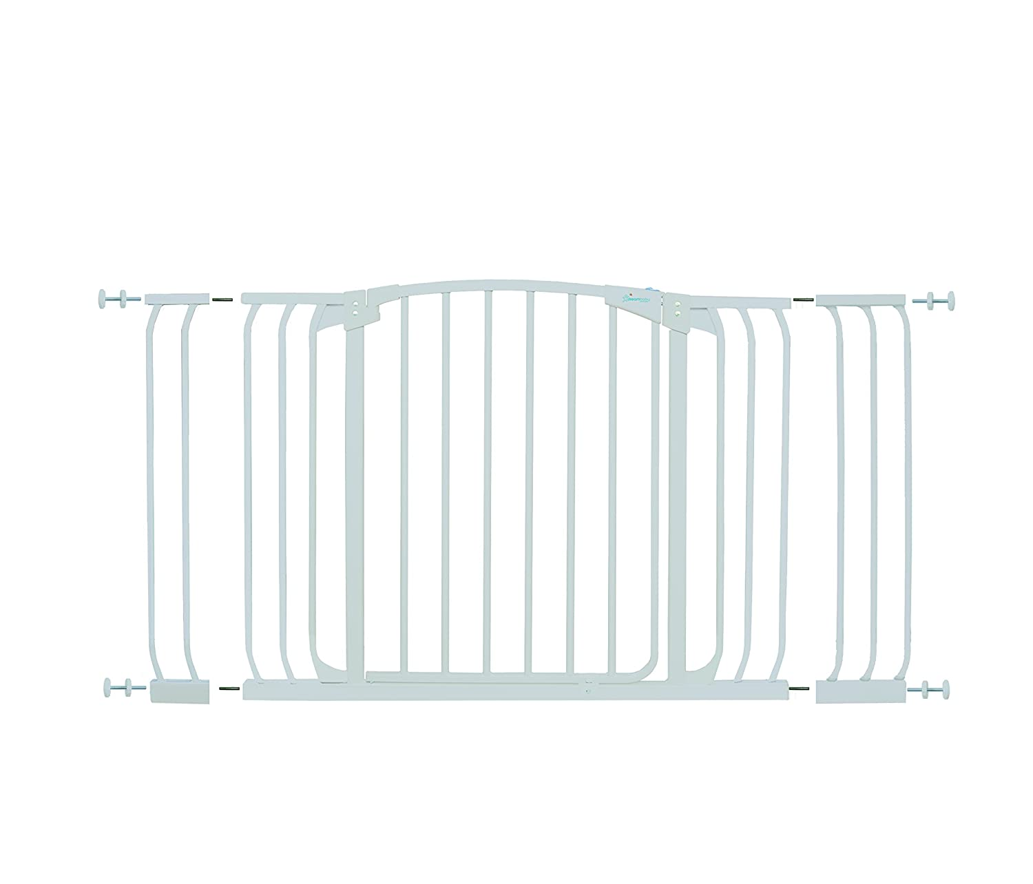 Dreambaby Chelsea Xtra-Wide Hallway Auto-Close Security Gate L778W