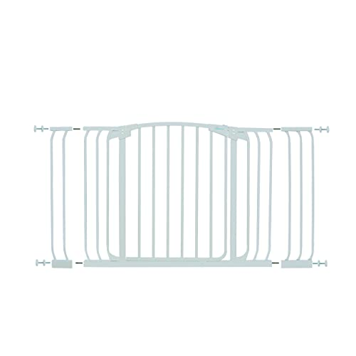 Dreambaby Chelsea Xtra Wide Safety Gate Set   1 Gate + 2 Extensions (Fits