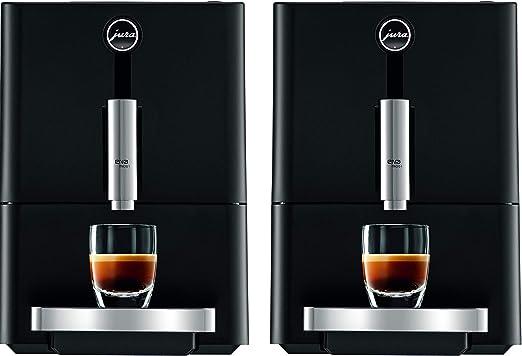 Jura 13626 Ena Micro 1 - Cafetera automática, color negro: Amazon ...