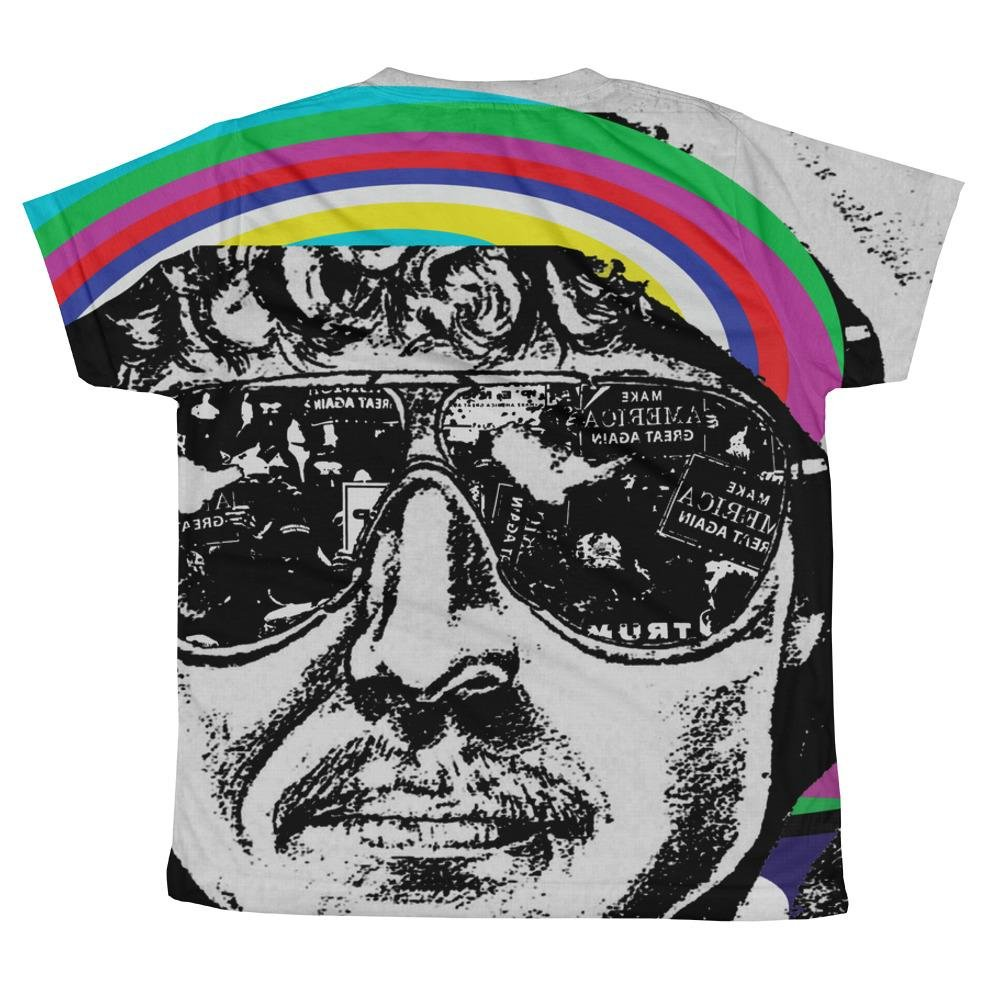 All-Over Youth Sublimation T-Shirt FY Society Unabomber MAGA I was Only Following Orders