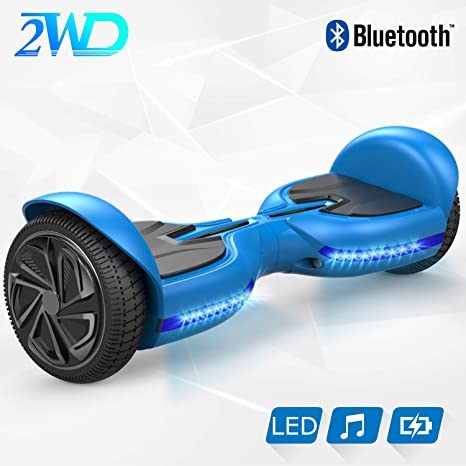 2WD Hoverboard Q3 6.5 Scooter eléctrico Patinetes eléctricos Self ...