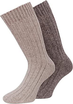 100/% Alpaca Wool Winter Socks Handknitted Unisex Extremely Warm /& Soft.