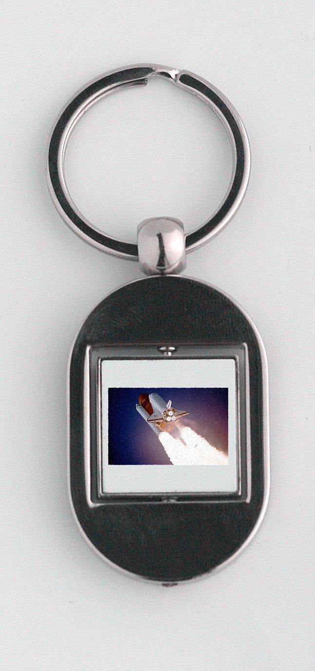 Transbordador espacial, elevación, LiftOff, NASA llavero ...