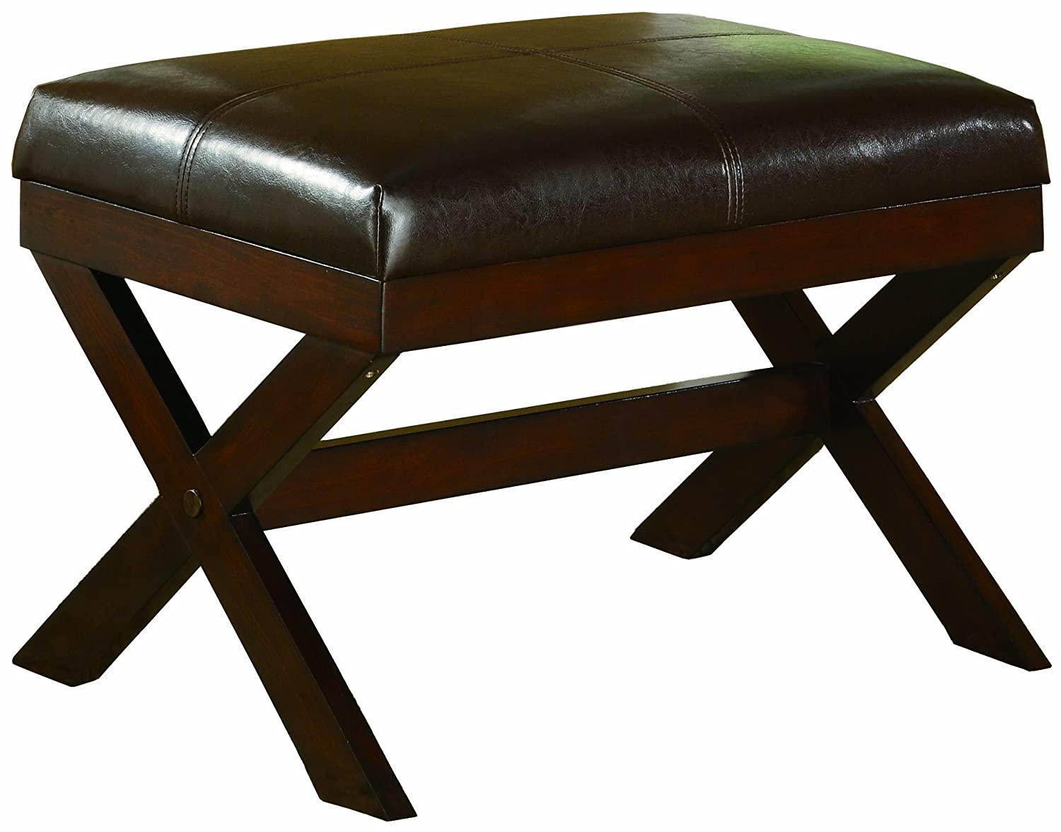 pictures ideas full fascinating brown stoolblack benchleather black of bench x benchbrown leather stool size