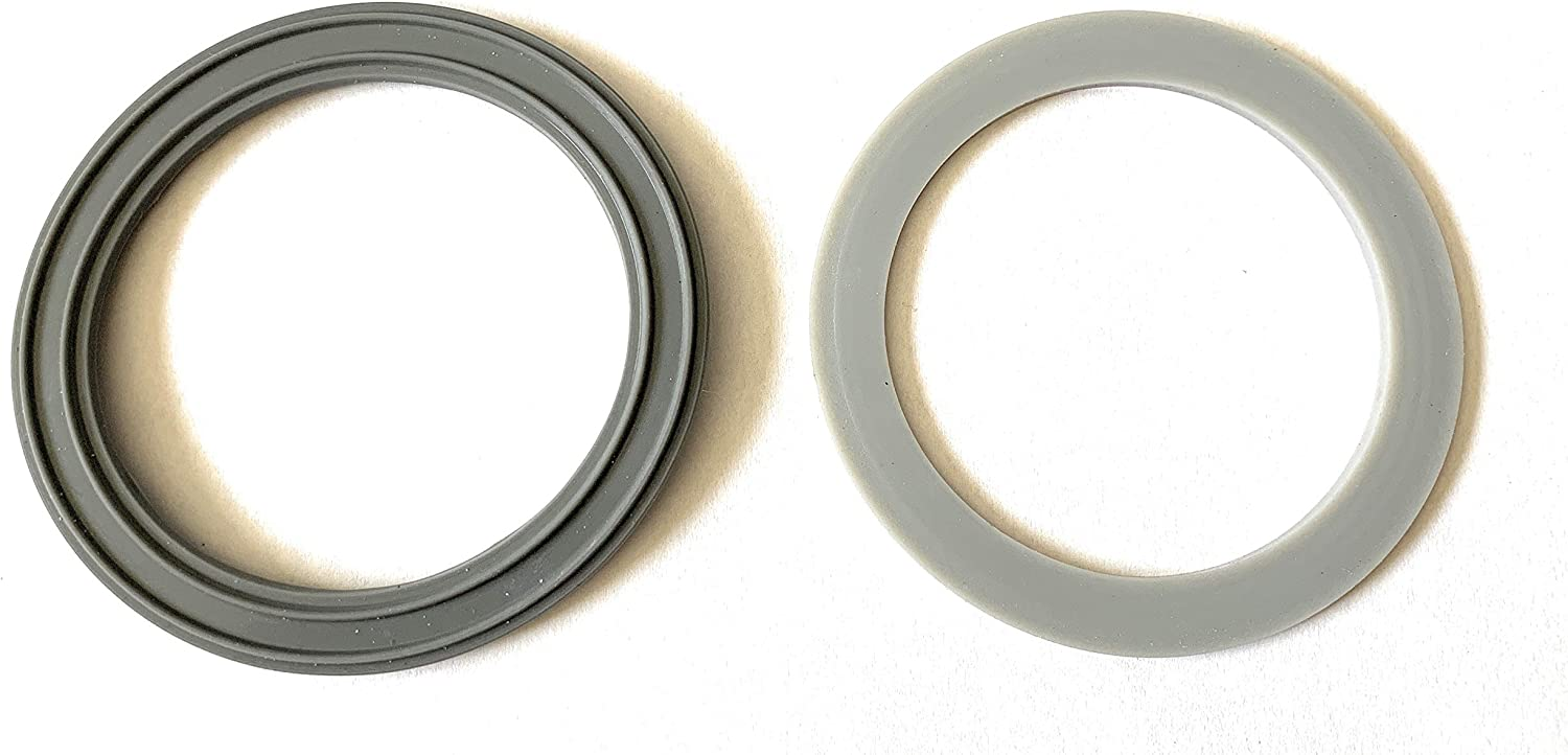 Fab International Replacement Gasket Compatible With Black & Decker 381227-00, 132812-07, 09146-1 After Market Part.