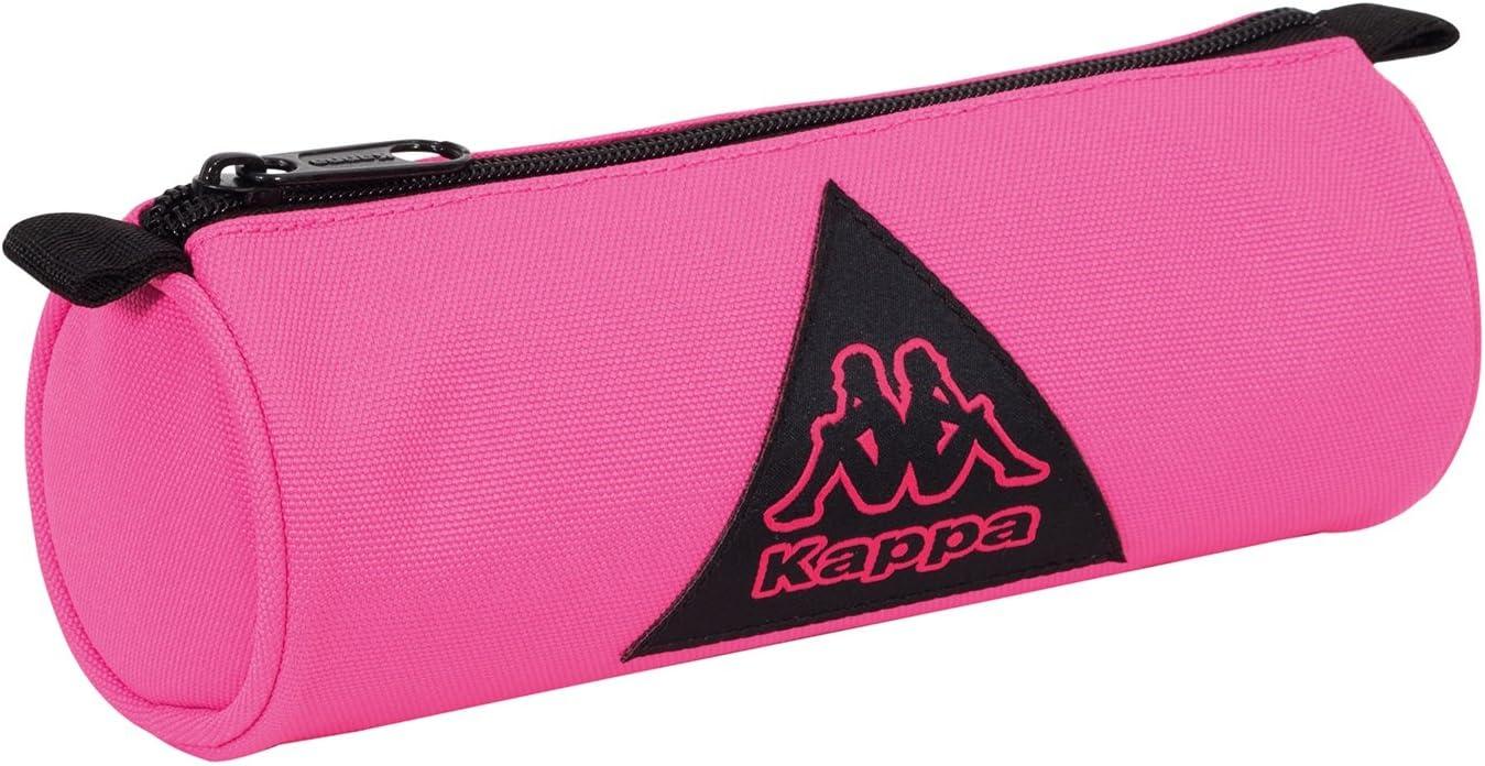 Estuche Escolar - Kappa - Kappa - Rosa: Amazon.es: Equipaje