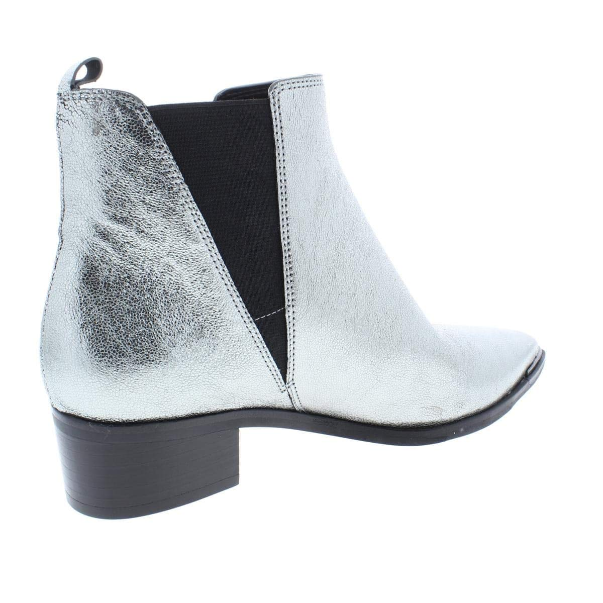Pewter Multi Leather Marc Fisher LTD Women's Yale Ankle Bootie