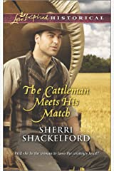 The Cattleman Meets His Match (Prairie Courtships Book 3) Kindle Edition