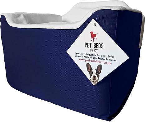 Asiento de Coche Directo para Perros y Mascotas, Cesta de Viaje ...