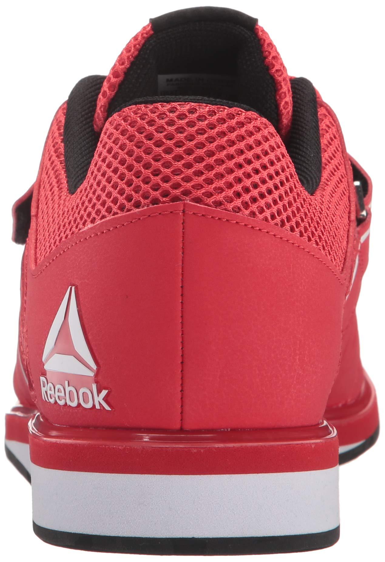 Reebok Men's Lifter Pr Cross-Trainer Shoe, Primal Red/Black/White, 7.5 M US by Reebok (Image #2)