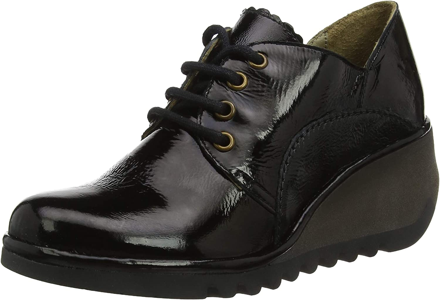 Fly London Womens Nedo087fly Brogues