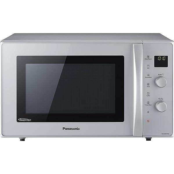 Panasonic NN-CD575 - Microondas Horno con Grill Combinado ...