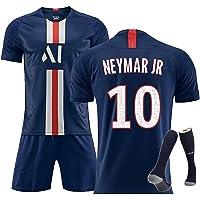 19-20 Camiseta de París No. 7 Mbappe No.