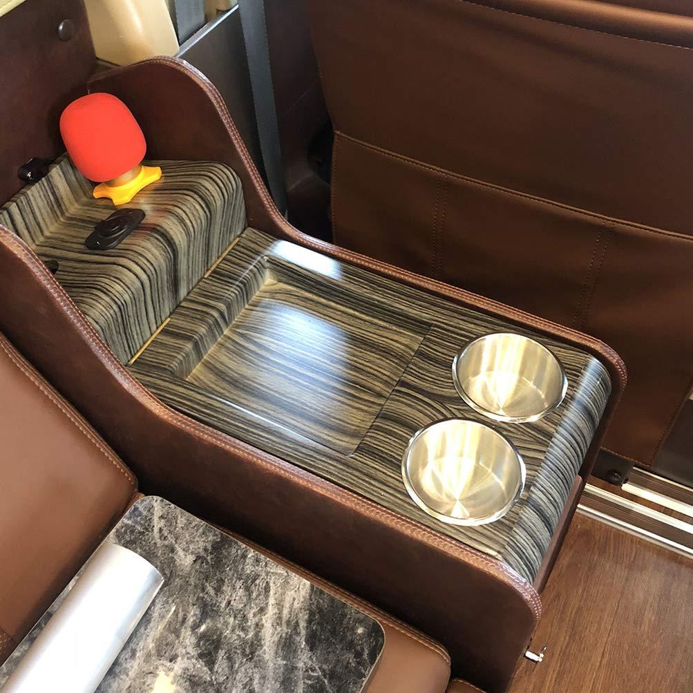 Garneck Auto Einbau Becherhalter Edelstahl Sofa Poker Tisch Becherhalter Ersatzeinsatz Getr/änkedosenhalter f/ür Wohnmobile Auto Auto